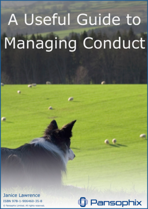 A Useful Guide to Managing Conduct
