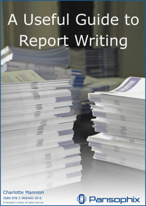 A Useful Guide to Report Writing